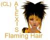 CL-Alexis-Flamming Hair