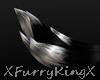 FluffyTail. Black Silfer