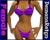 Bikini-Blue/Pink Striped
