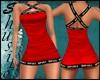 """"""".Sx Girl Red Rl.""""Dress"""