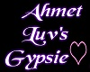 Ahmet Luv's Gypsie