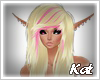 Kat   Loren blonde pink