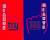 Giants Foam Finger