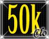 [Clo]50k Token