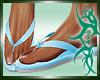 :)Ribbean Flip Flops M