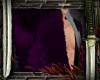 ✧ Purple Shoulder Boa