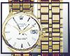 LH x Gold Rolex