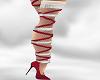 *AL* Love Ribbon Heel