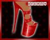 *D* PVC Designer Red