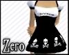 Pirate Wench Yumi Dress