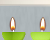 Wall Candles