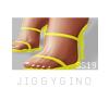 JG| SS19 Pandora Yellow