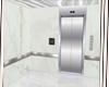 Modern elevator w/rail