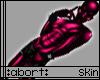 :abort: Pink PVC Skin m
