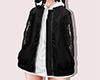 Jacket Blk+W