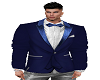 Ryl Blue and Silver Suit