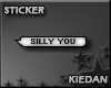 [KG] Silly You