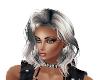 Hair GrayBlack Lizzy 12