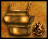 Brass TimeBandit Straps