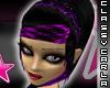 [V4NY] C-Carla Bk/Purple