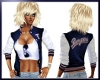 ~T~TEXAS RANGERS JACKET
