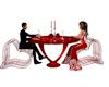 Heart Romantic Table