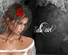 Rose Net Veil