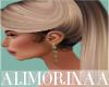 *A* Tango Gold Earrings