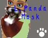 L Panda Mask
