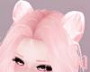 🅜 NEKO: ear dog pink