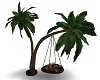 Moonlit Isle Palm Swing