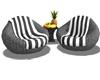 Beach Twin Chairs Mesh