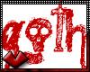 (V) Goth Sticker