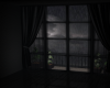 Small Dark Rainy Room