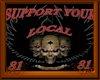 Support 81 Garage Door