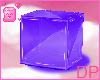 [DP] Purple Pose Cube