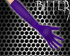 Ice Queen Gloves Purple