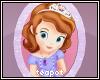 T  Princess Sofia Frame