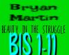Bryan Martin-Beauty in t