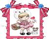 Kitty kawaii doll