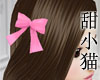TXM Hairbows in Pink