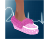 BNLMC Pink Slippers