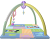 Animated Unisex Play Mat