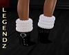 Sanda Black Boots