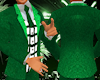 (w) ST. PATTYS DAY SUIT