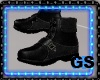 GS CENOBIA BLACK BOOTS