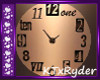 {KT} Wall Clock