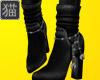 JK Boots Black
