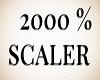 Avatar 2000 % Scaler