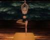 Yoga Pants Yoga Pose 3